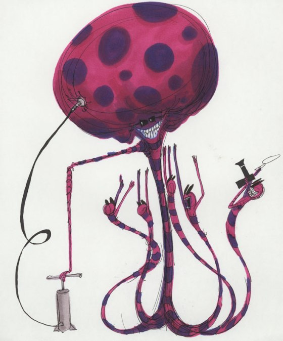 tim burton criativo